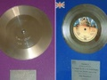 Gold Discs for Contact and War